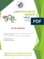 ADMINISTRACIÓN DE MEMORIA.pptx