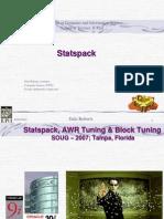 Tuning StatsPack