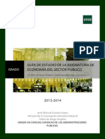 Guia_Estudio_Economía_Sector_Público_Grado_CCJJAAPP_parte_2ª_Curso_2013-14
