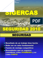 SIGERCAS 2010