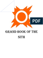 Grand Book of the Sith