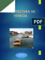 Arquitectura de Venecia