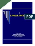 Epidemiologia de La Diabetes en Cuba