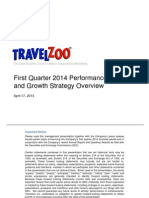 Travelzoo Webcast Presentation 01-23-14
