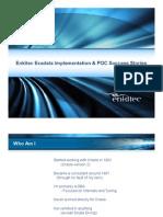 Enkitec-ExadataXMonth-2_POCs