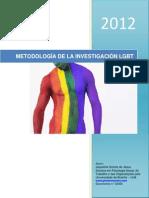 Metodología de la investigación LGTIB