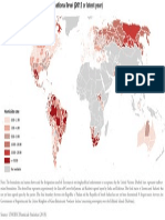 World Homicide Rate Map 1.2