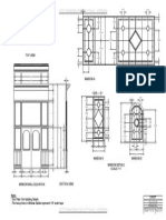 window wall elevation