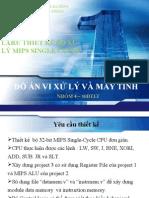 Thiet Ke Bo Xu Ly MIPS Single Cycles
