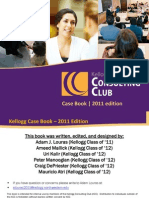 Kellogg Casebook 2011