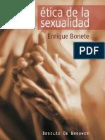 Etica De La Sexualidad - Enrique Bonete.pdf