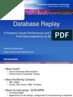 Oow 2011 LoadTesting DatabaseReplay