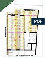 2013-04-16 Proyecto Casa-05 Ubicación bovedillas y luminarias