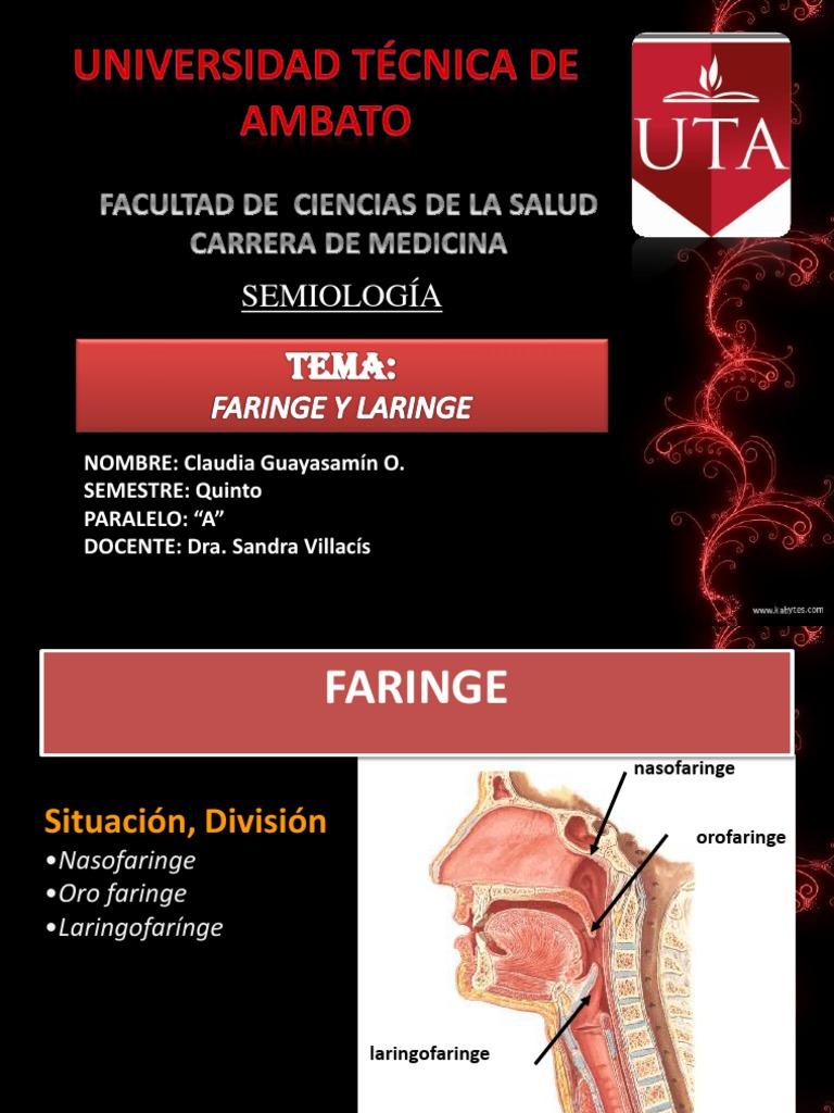 Faringitis seca