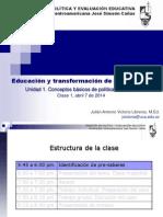 Conceptos basicos de politica educativa