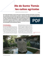 El Cuartillo de Santo Tomas Ajusco y Los Cultos Agricolas