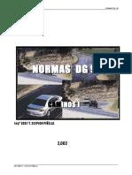 Normas Dg 99 Caminos i 2002