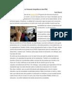 1- Para discutir la educación en Venezuela Geopolítica en clave PISA