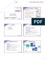 Compare OracleApplicationServer WebLogicServer