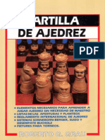 Cartilla de Ajedrez Roberto Grau