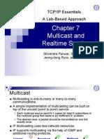 TCP IP Multicast slides