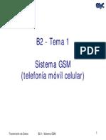 Conceptos Redes Gsm