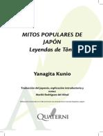 Mitos Populares de Japon Kunio Yanagita