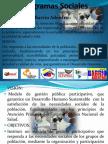Programas Sociales Barrio Adentro.
