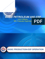 Basic Petroleum and ESP