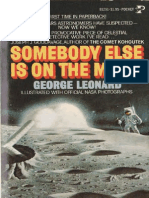 George Leonard Somebody Else is on the Moon