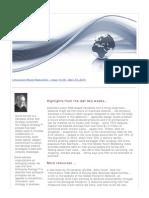 Innovation Watch Newsletter 13.08 - April 19, 2014