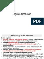 Urgente Neonatale