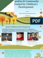 power point child development capstone 3