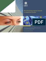 ERT Benchmarking Booklet 2011 FINAL