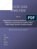 Mot Blood Gas Analysis