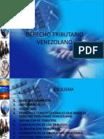Introduccion Al Derecho Tributario Venezolano Listopresentacion Edwin