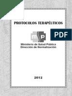 Protocolos Terapeuticos Ecuador2012