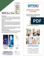 Bioptron General Information Leaflet