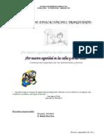 509 PROYECTO DE EDUCACIÓN DEL TRANSEÚNTE