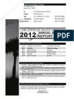 brookdale report card