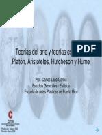 4. Carlos Lago García - Teorias del Arte y Teorías Estéticas