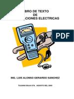 Instalaciones electricas Apuntes