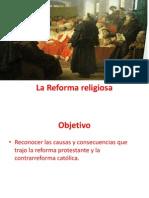La Reforma Religiosa
