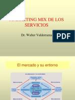Mix de Los Servicios
