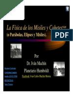 La Fisica de Misiles y Cohetes (1)