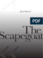 The Scapegoat by Jana Branch