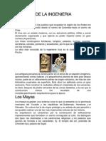 Historia de La Ingenieria en La Edad Media