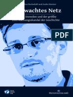 Ueberwachtes Netz Markus Beckedahl Andre Meister