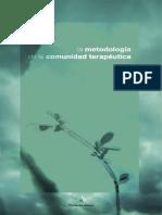 75247558 La Metodologia de La Comunidad Terapeutica