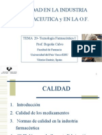 Tema CALIDAD Repositorio UPV